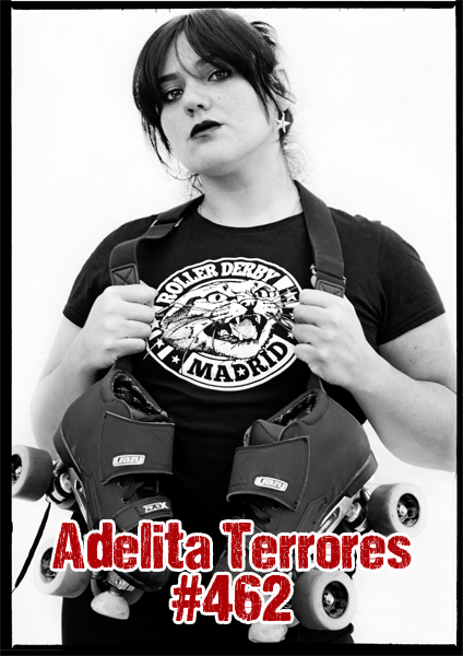 Adelita Terrores #462