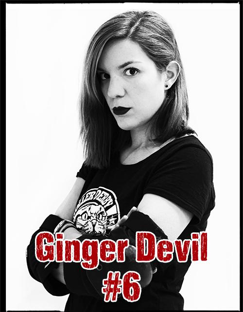 Ginger Devil #6