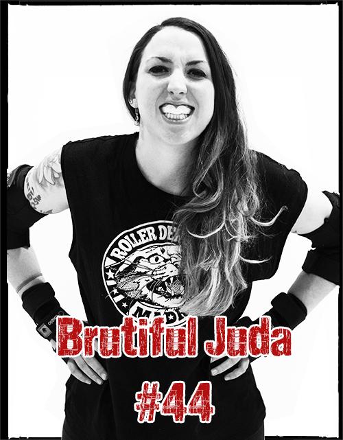 Brutiful Juda #44