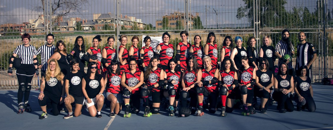 Liga Roller Derby Madrid