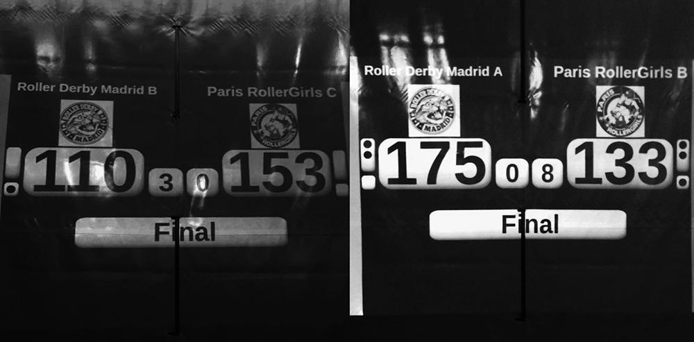 marcador rdm vs paris