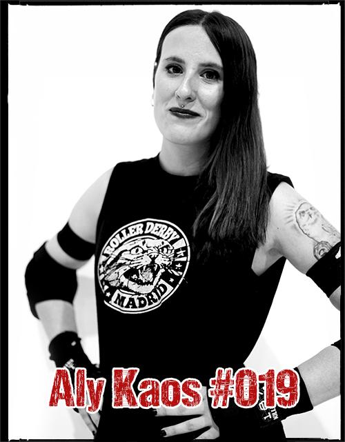 Aly Kaos #019