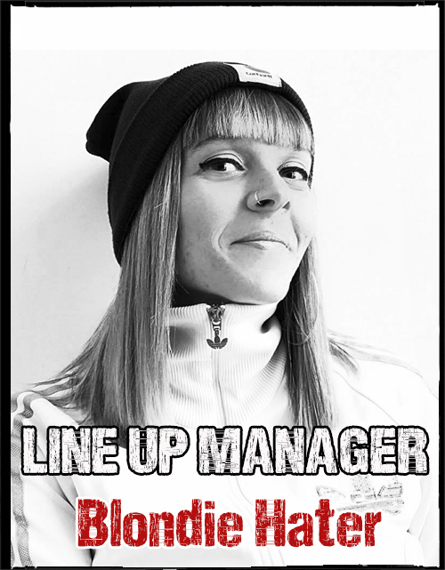 Blondie Hater – Line Up Manager